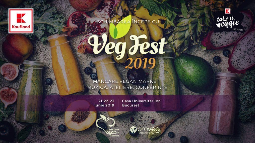 VegFest 2019 weekend 21-23 iunie