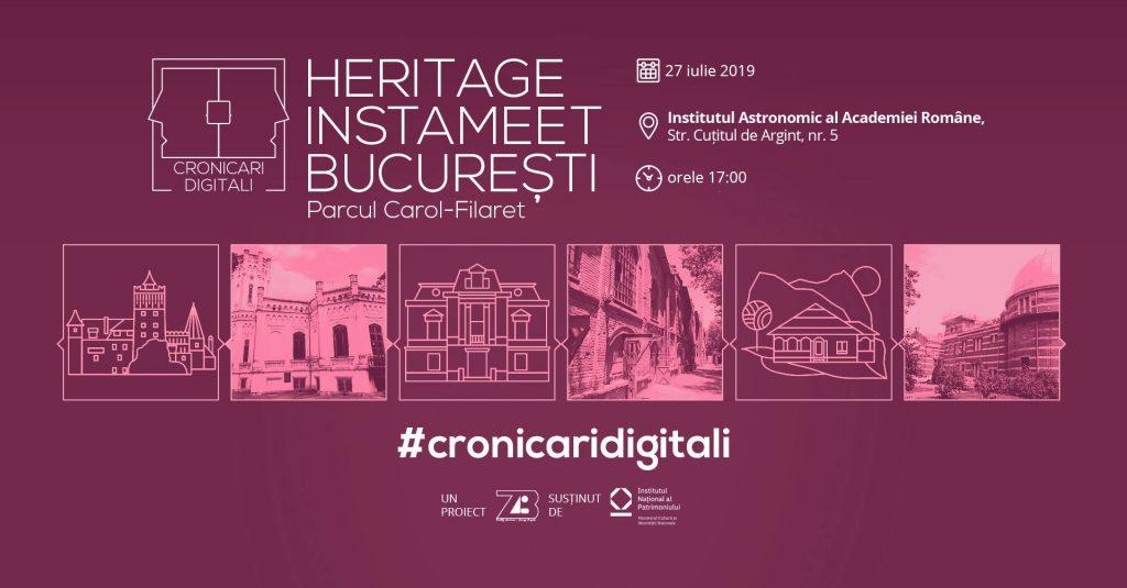 Heritage Instameet Industrial recomndari weekend 26-28 iulie