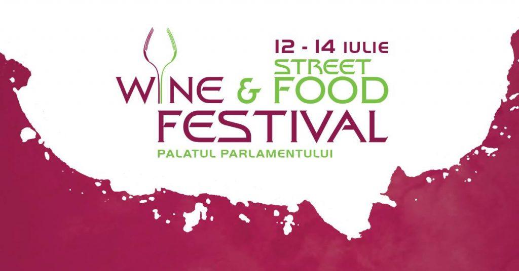 wine and street food fest weekend 12-14 iulie