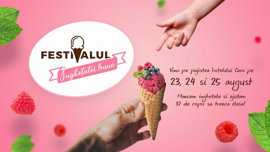festivalul inghetatei weekend 23-25 aug