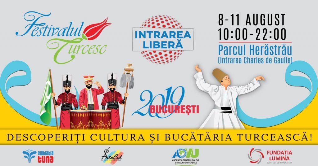 Festivalul turcesc 2019 weekend 9-10 aug