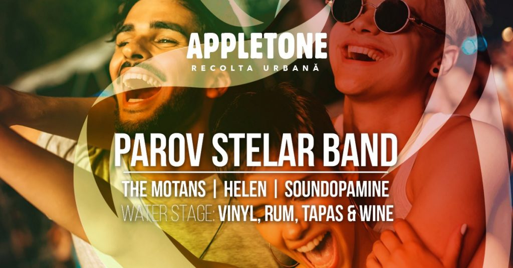 Appletone party 2019 weekend 6-8 sept