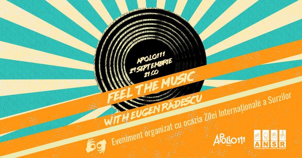 Feel the music la Apolo111 weekend 27-29 sept