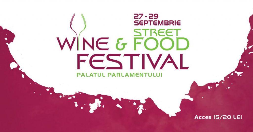 Wine and street food fest weekend 27-29 sept