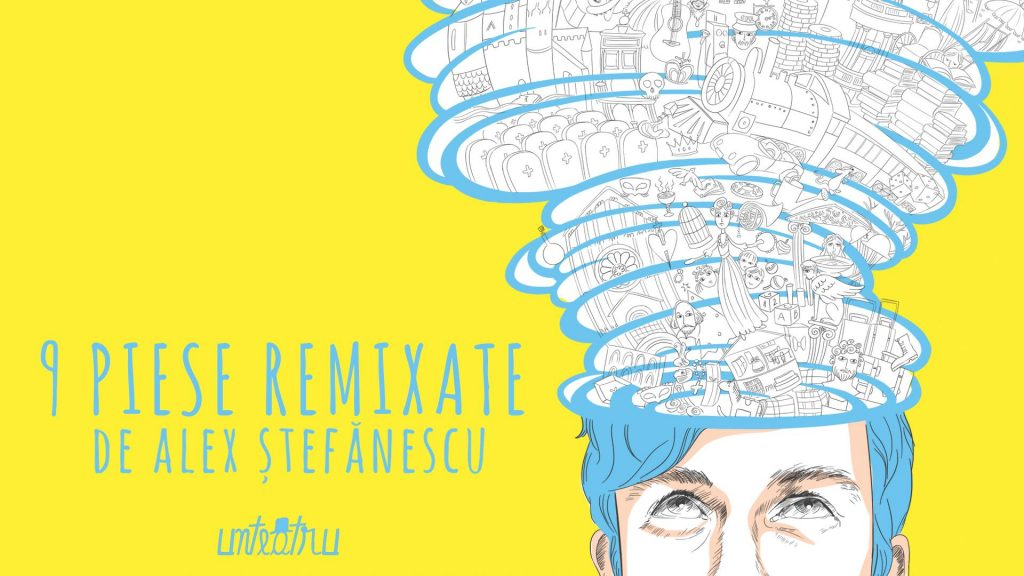 9 Piese Remixate - Concert Alex Stefanescu weekend 11-13 octombrie