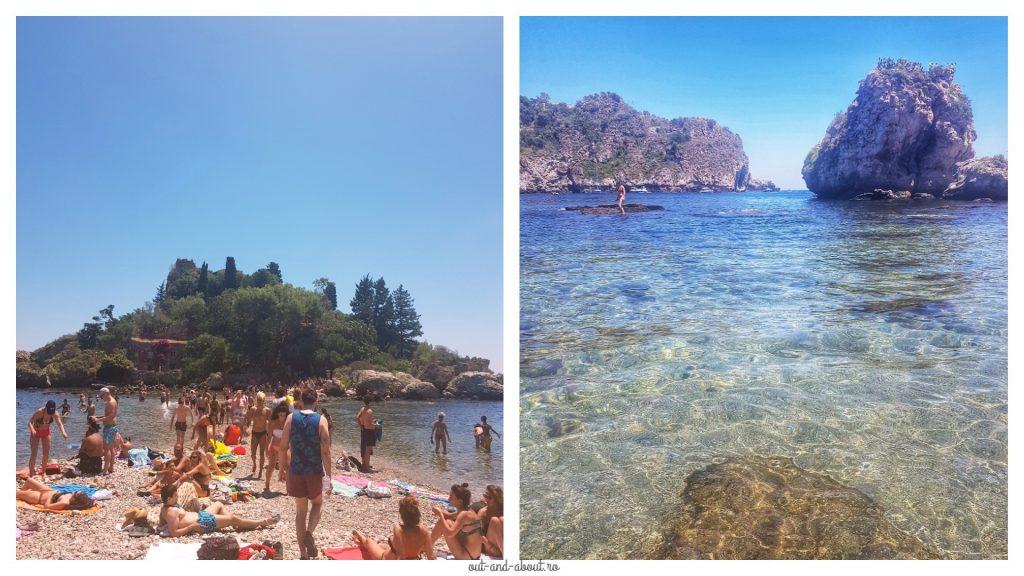 Isola Bella, Sicilia