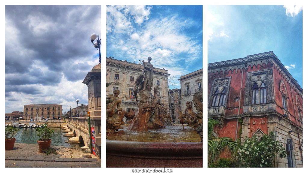 Siracuza, Sicilia