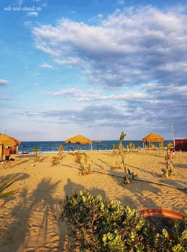 catania beach, sicilia