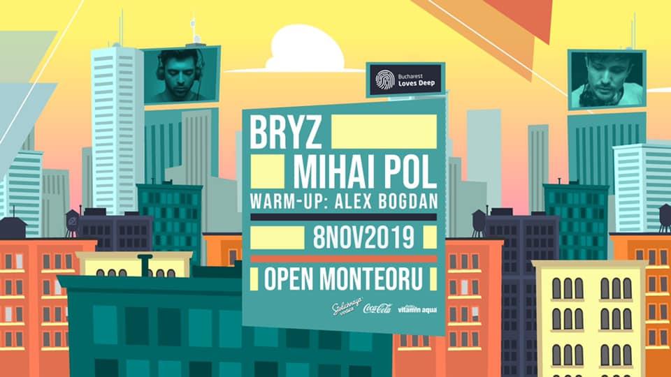 Big city nights 1 weekend 8-10 noiembrie