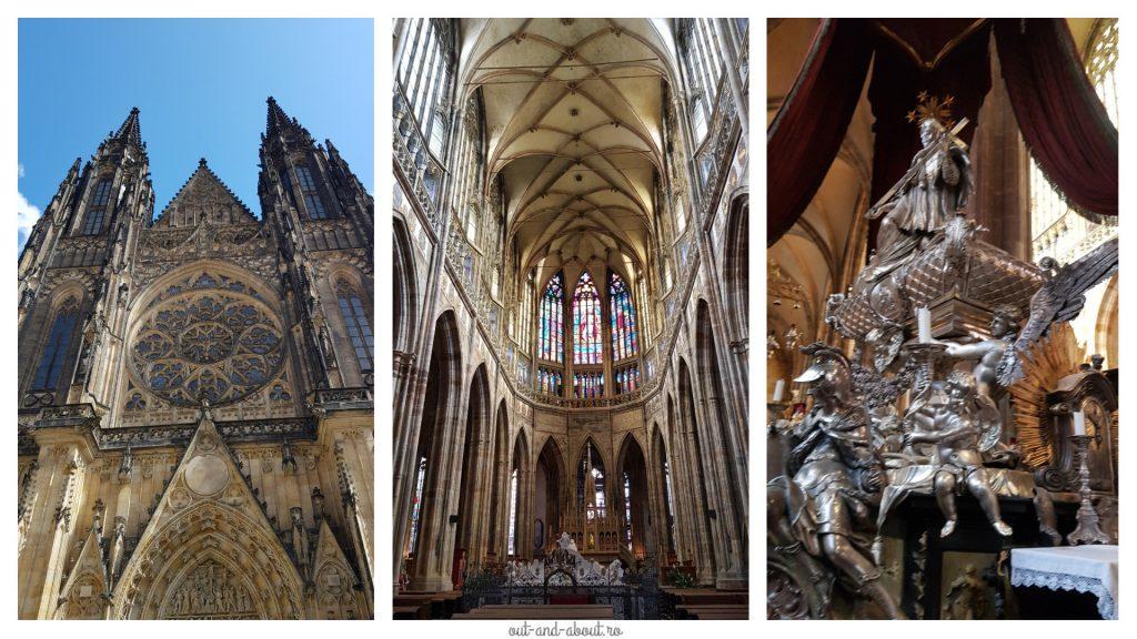 Catedrala gotică Sfântul Vitus Praga