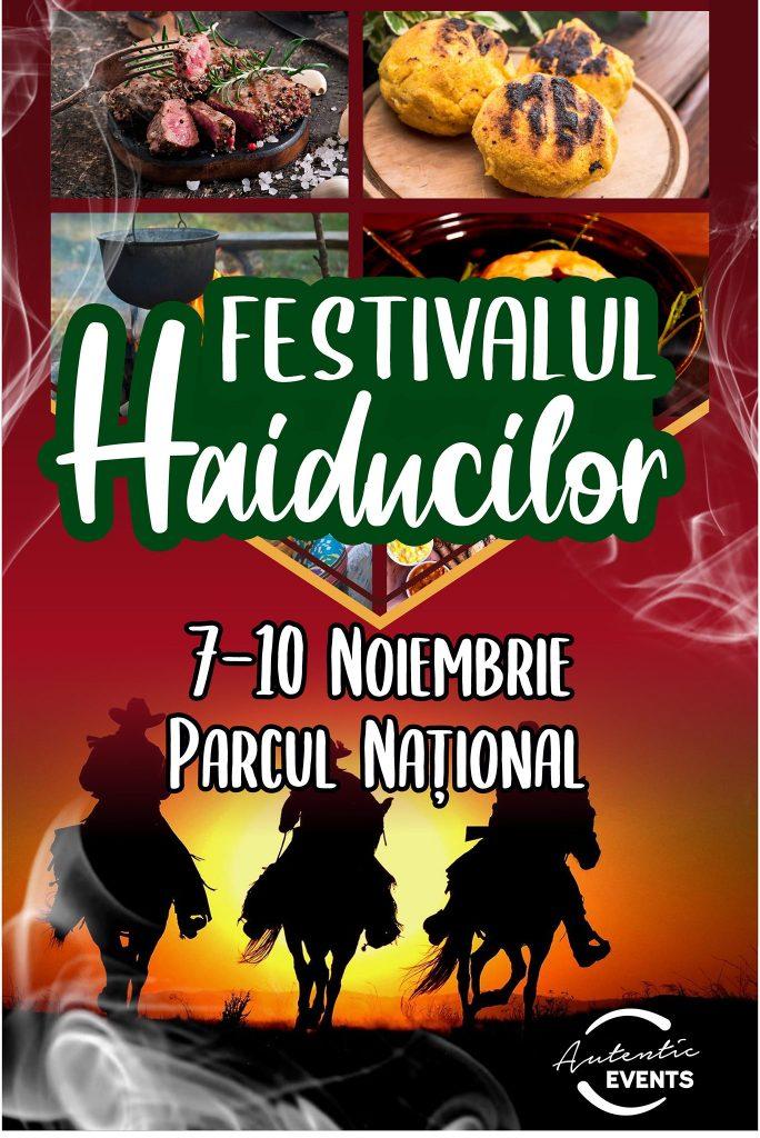 Festivalul haiducilor 8-10 noiembrie
