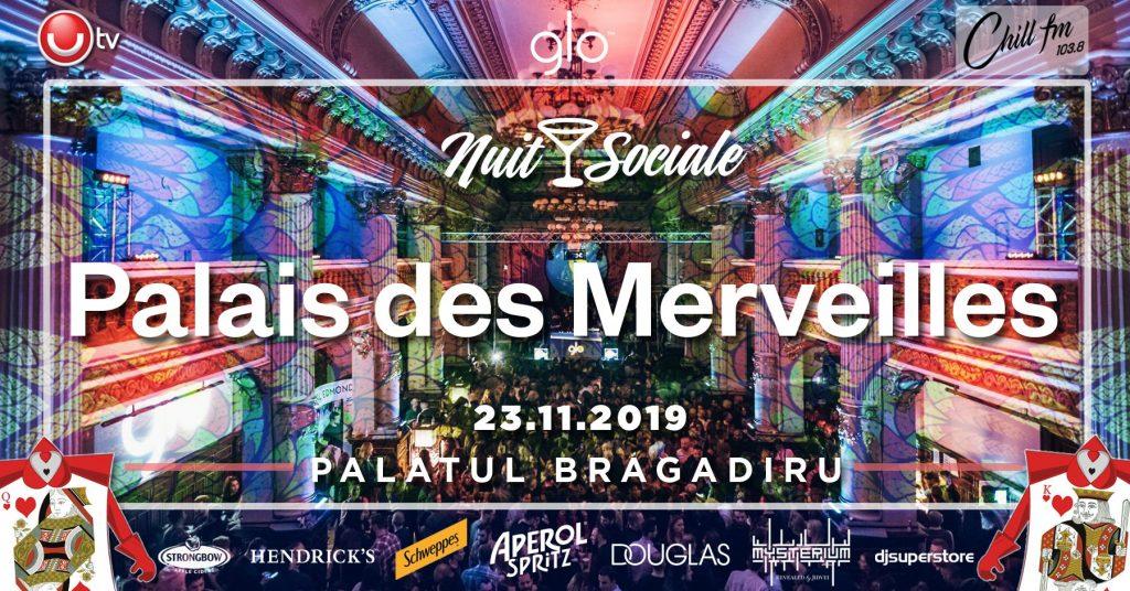 Nuit Sociale Palais des Merveilles