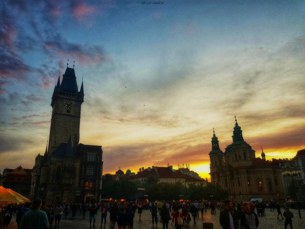Centrul Vechi Praga