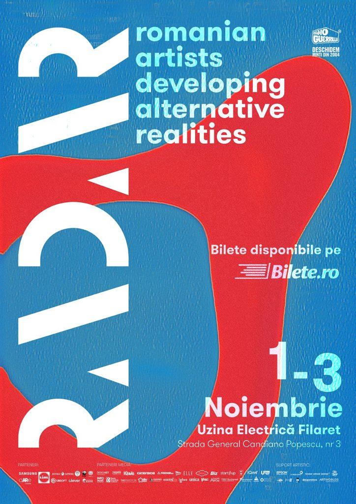 RADAR weekend 1-3 noiembrie