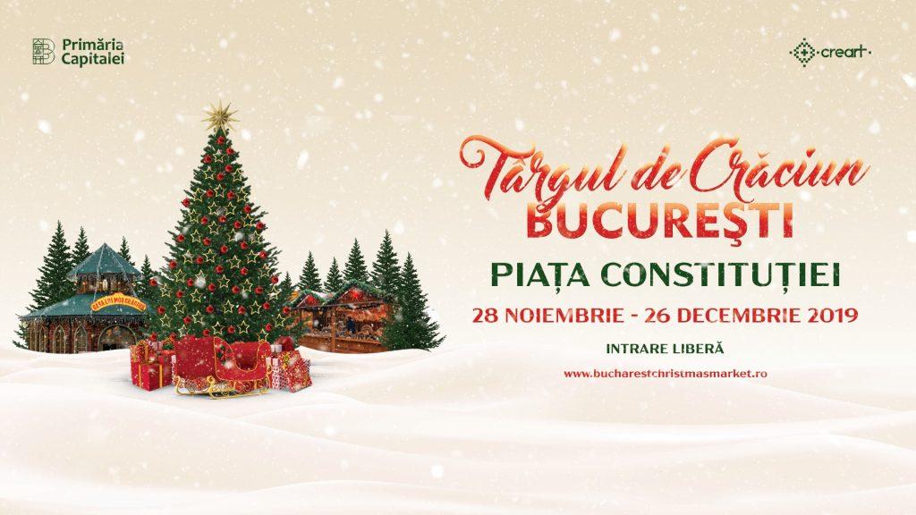 targul de craciun 2019 Bucuresti weekend 29 nov-1 dec