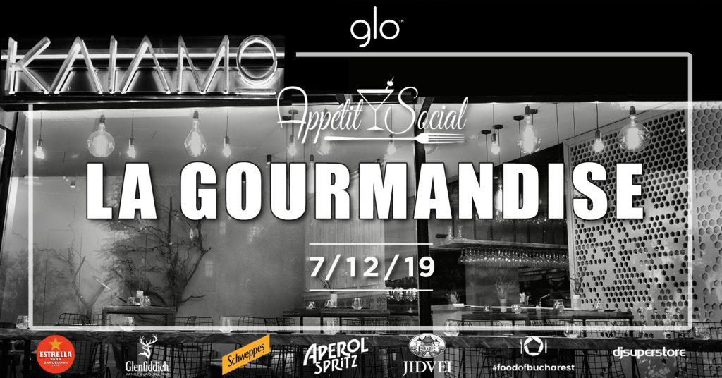 Appetit Social La Gourmandise la Kaiamo weekend 6-8 decembrie