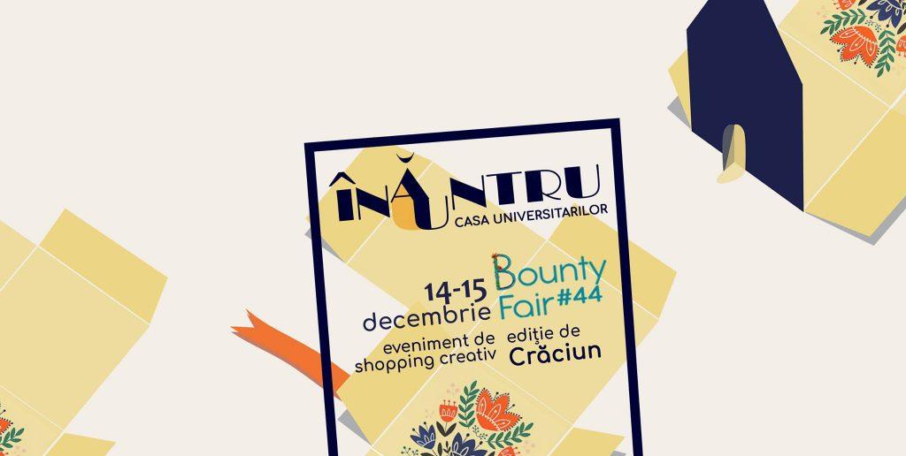 Bounty Fair editia de Craciun weekend 13-15 dec
