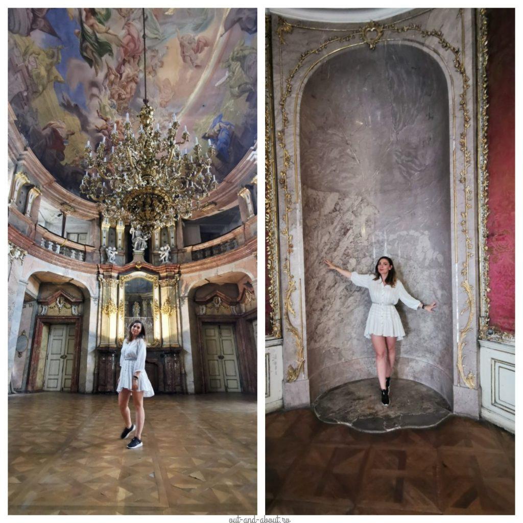 Palatul  Colloredo-Mansfeld Praga