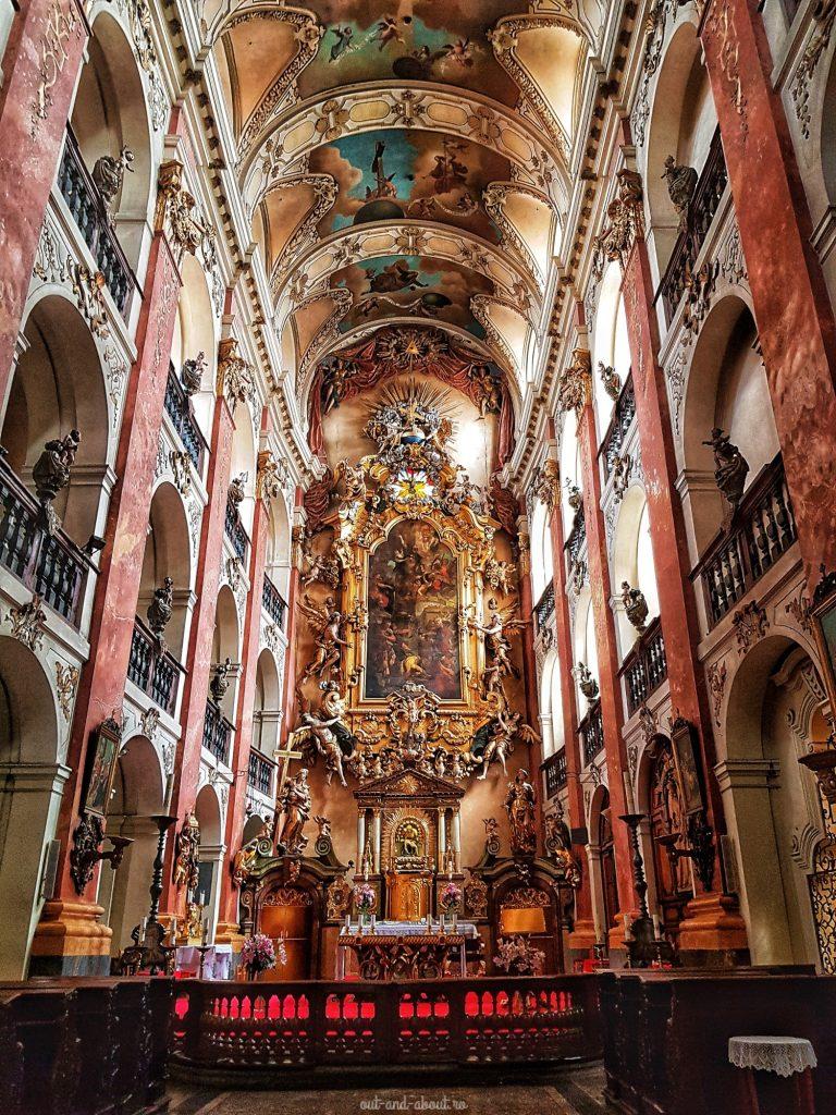 Biserica St. James Praga