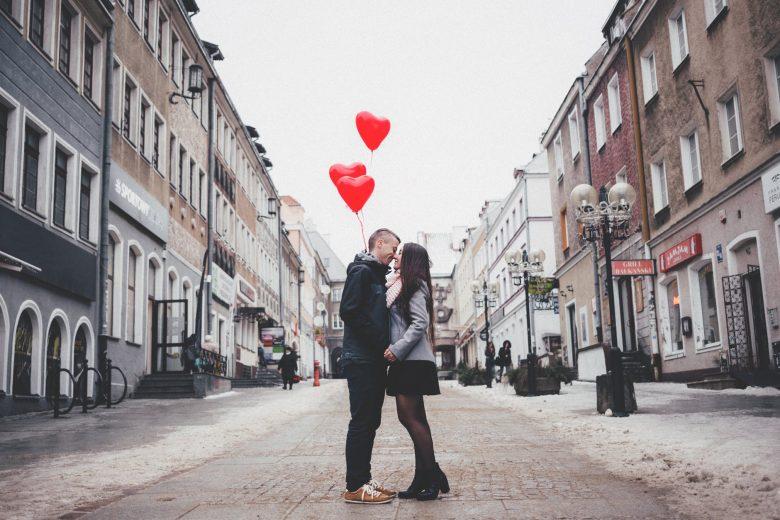 destinati romantice de valentine's day