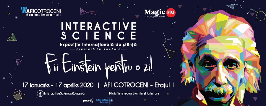 Interactive Science 24-26 ianuarie