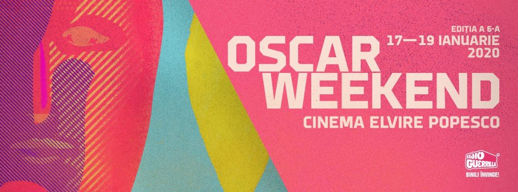 oscar weekend la cinema elvire popesco weekend 17-19 ianuarie