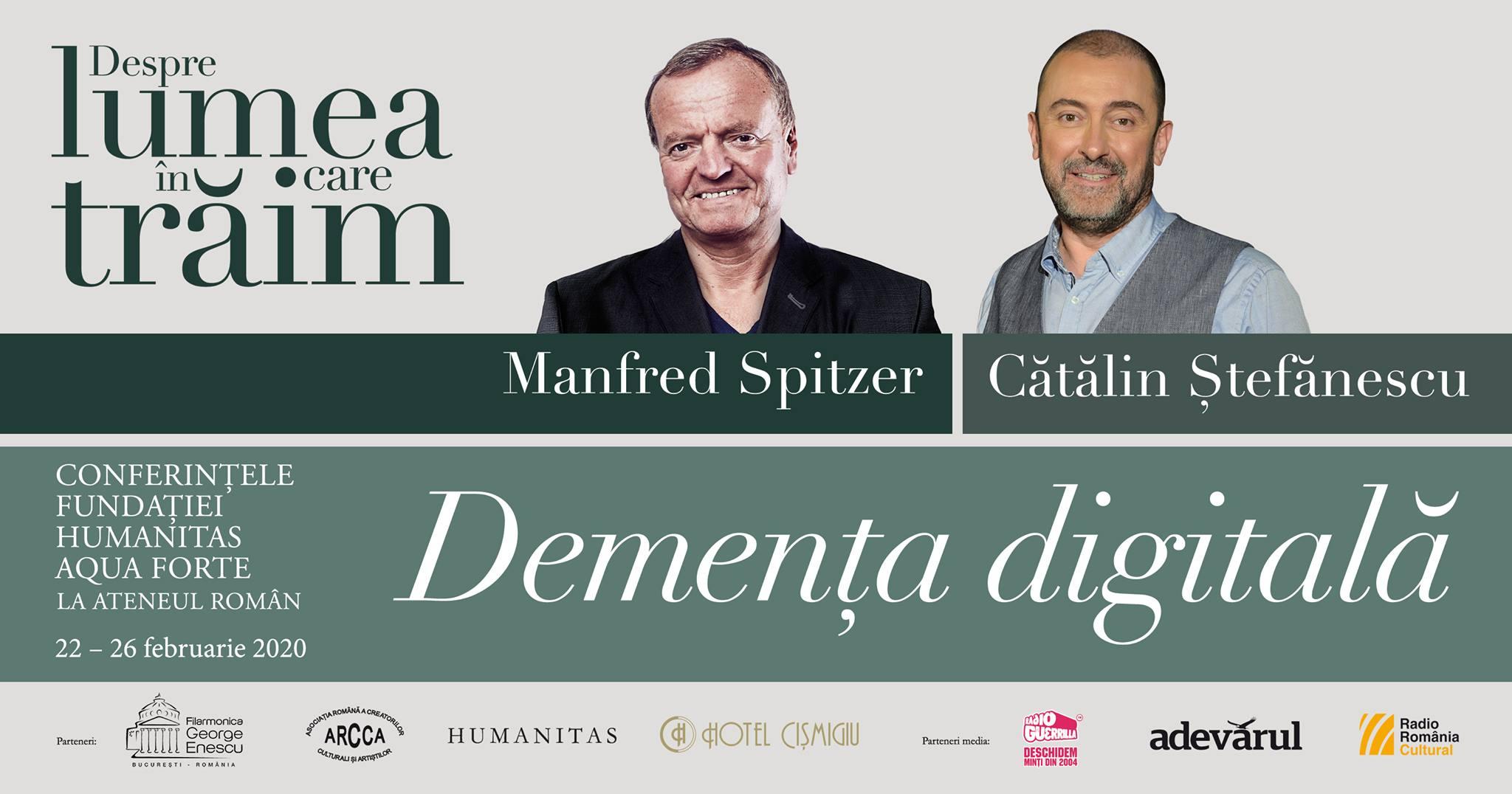 dementa digitala weekend 21-23 februarie