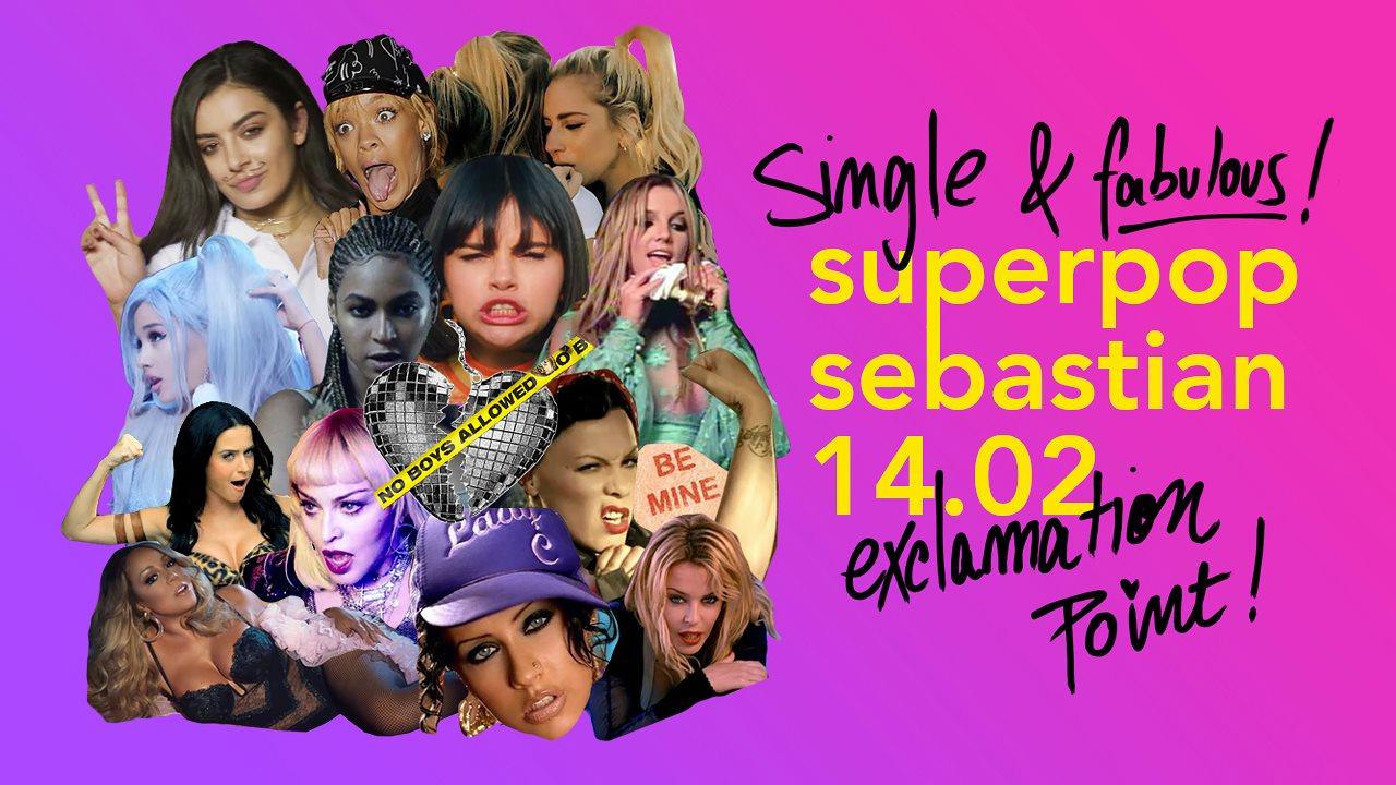 single and fabulous la Apollo 111 weekend 14-16 februarie