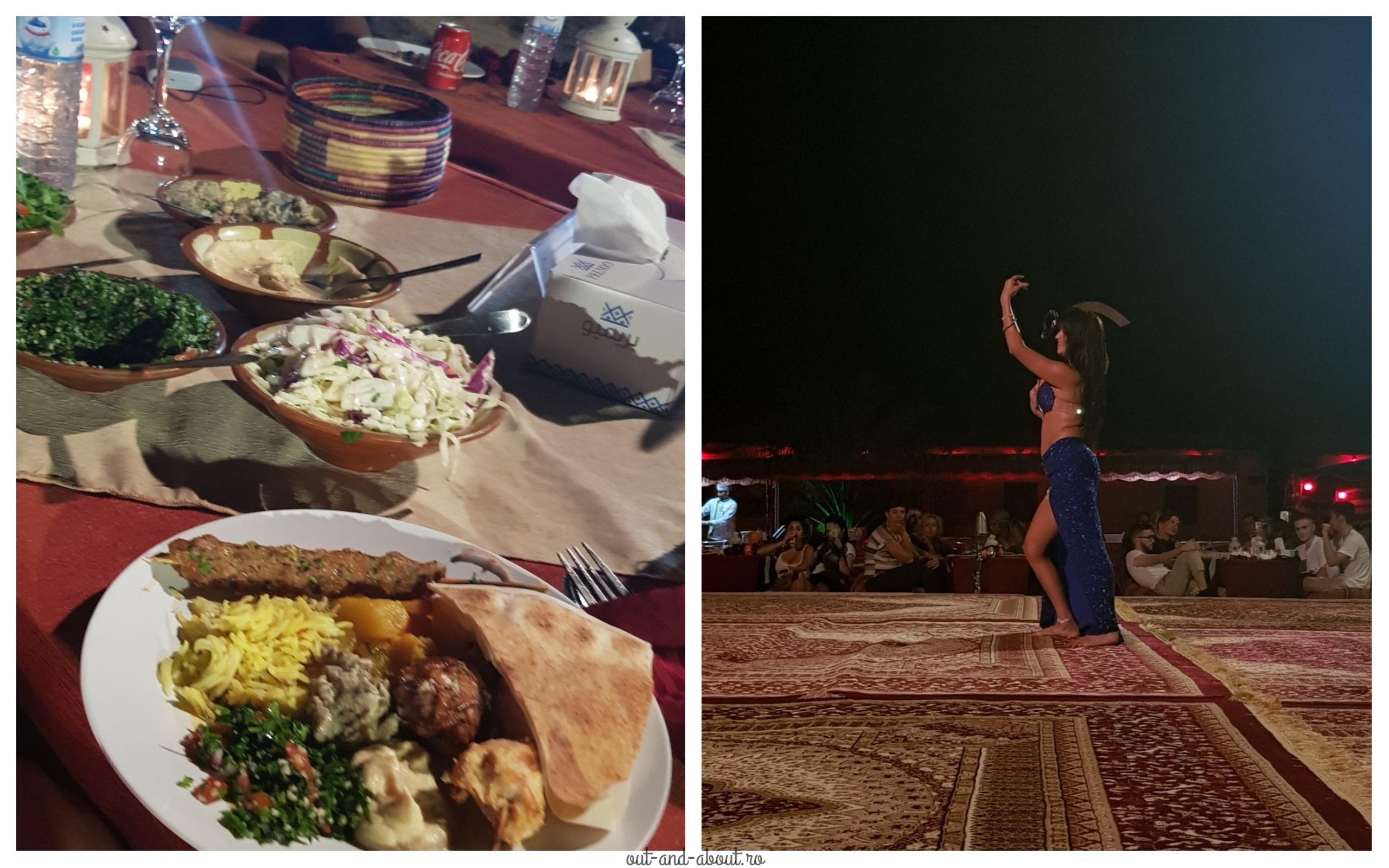 tabara de beduini Dubai