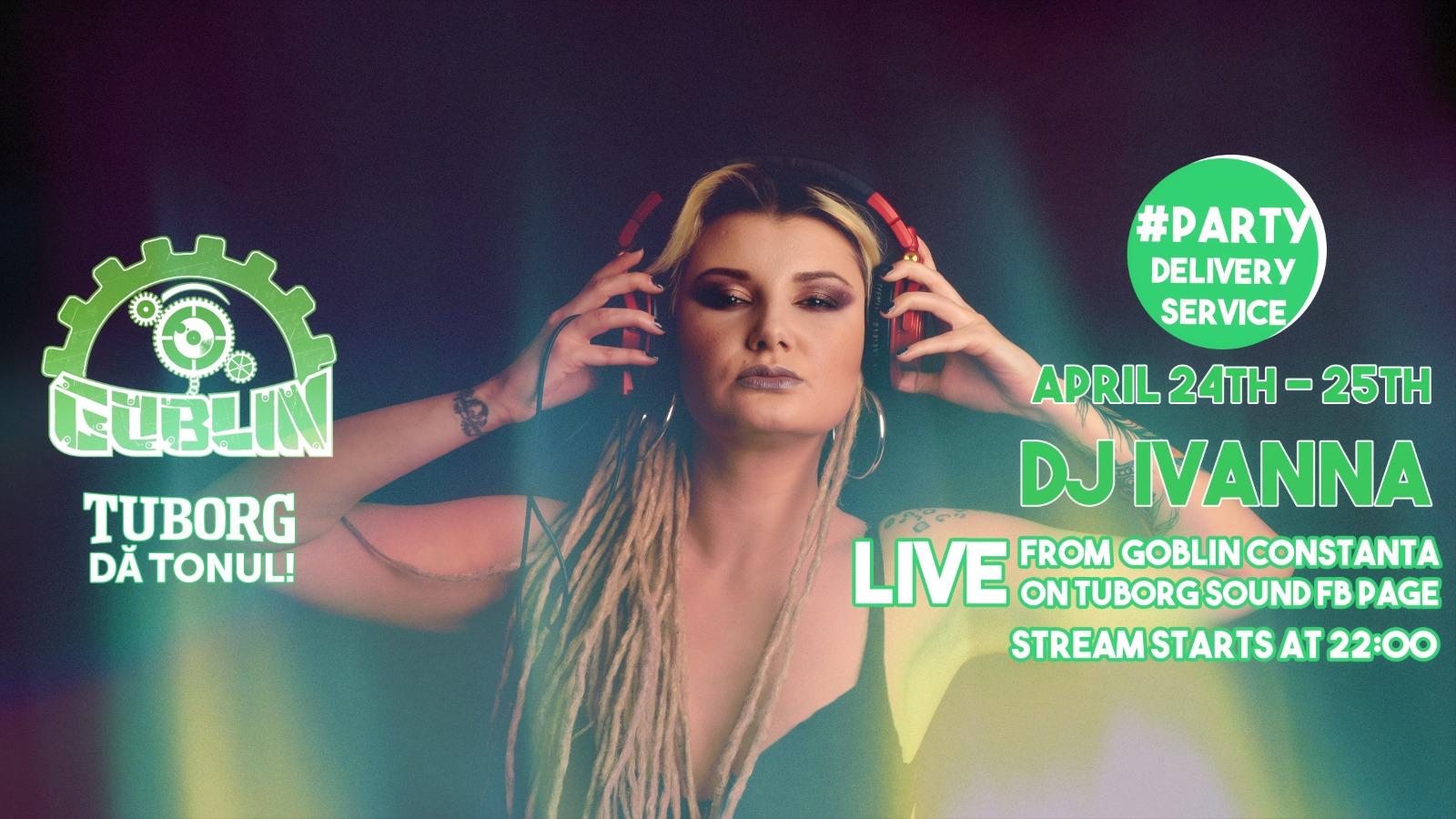 live goblin constanta weekend 24-26 aprilie