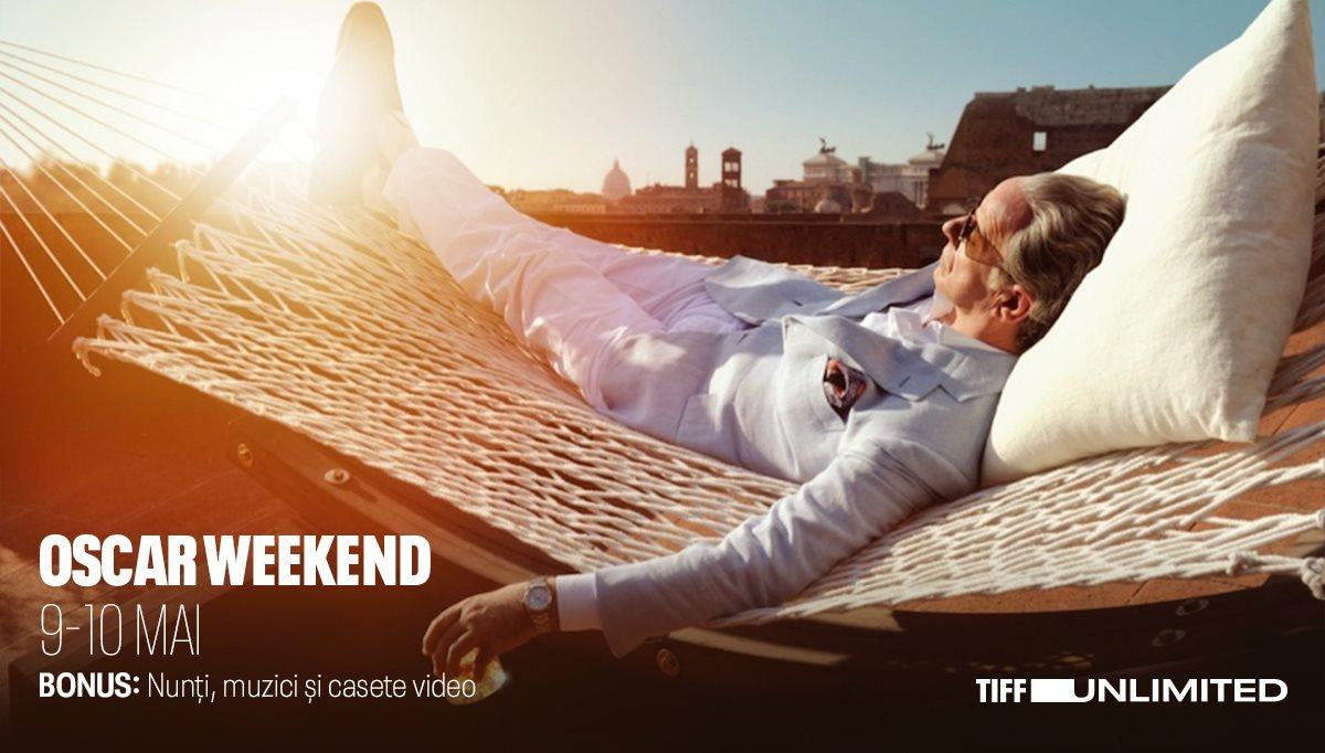Oscar weekend 9-10 mai TIFF