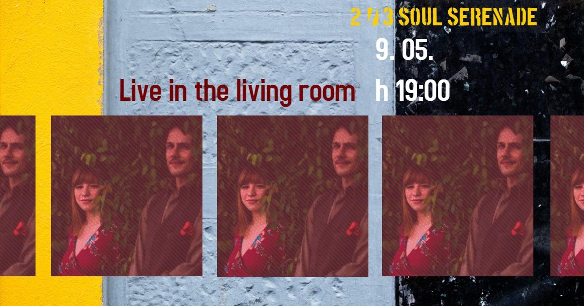 weekend 8-10 mai soul serenade concert online