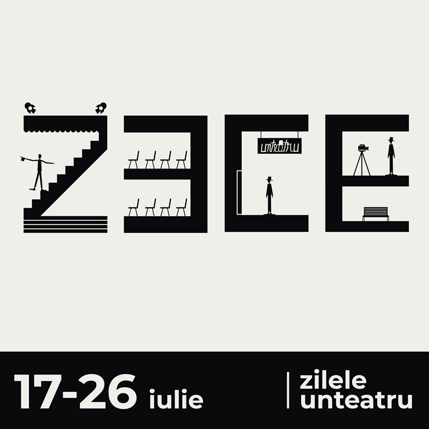 evenimente weekend 17-19 iulie zilele unteatru 10
