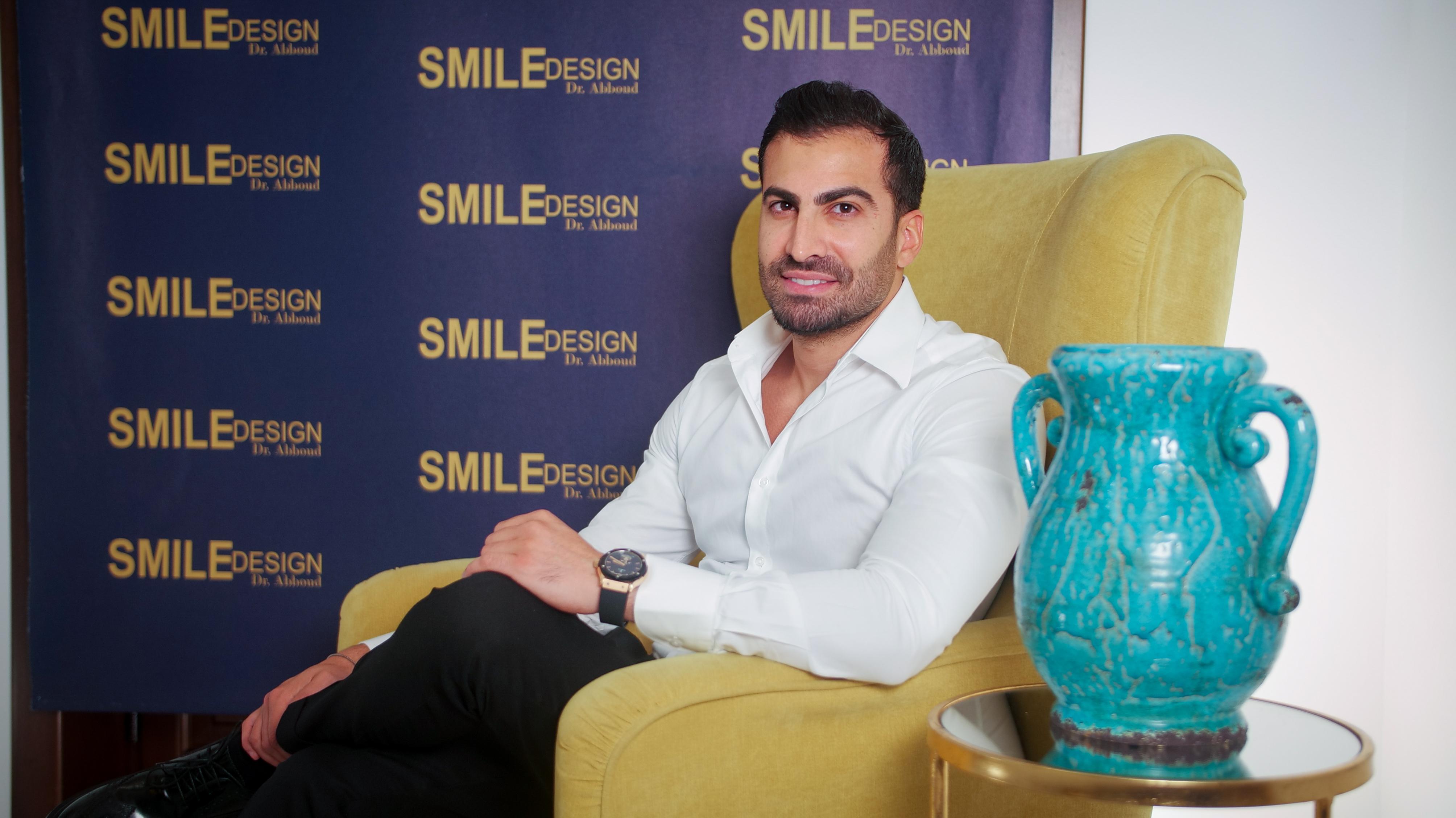 Dr. Ayman Abboud smile design