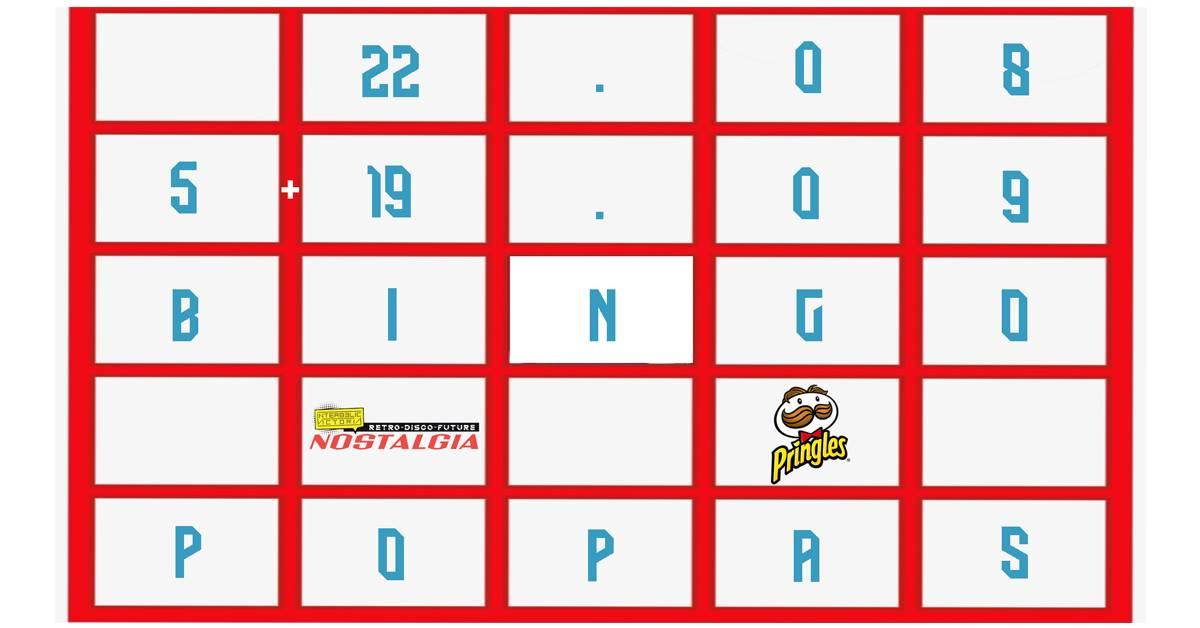 evenimente weekend 4-6 sept bingo popas nostalgia