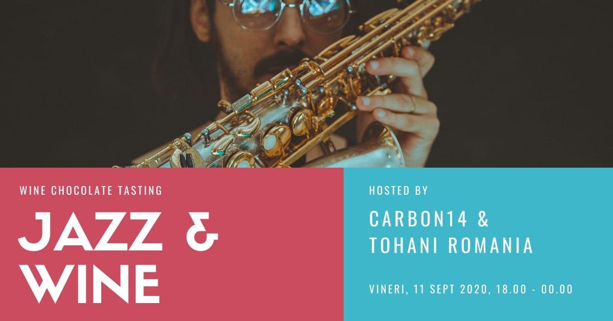 evenimente weekend 11-13 sept jazz and wine la carbon14