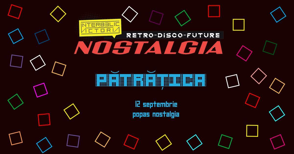 evenimente weekend 11-13 septembrie nostalgia patratica
