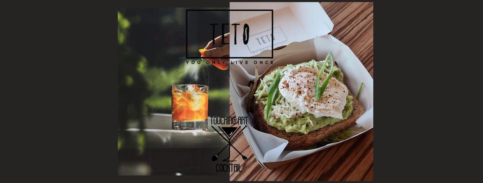 evenimente weekend 30 oct- 1 nov Avo toast & cocktails la Teto