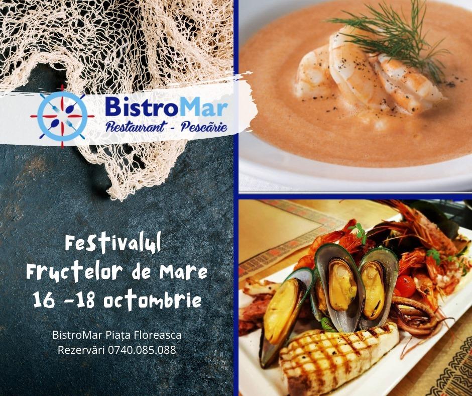 evenimente weekend 16-18 oct festivalul fructelor de mare