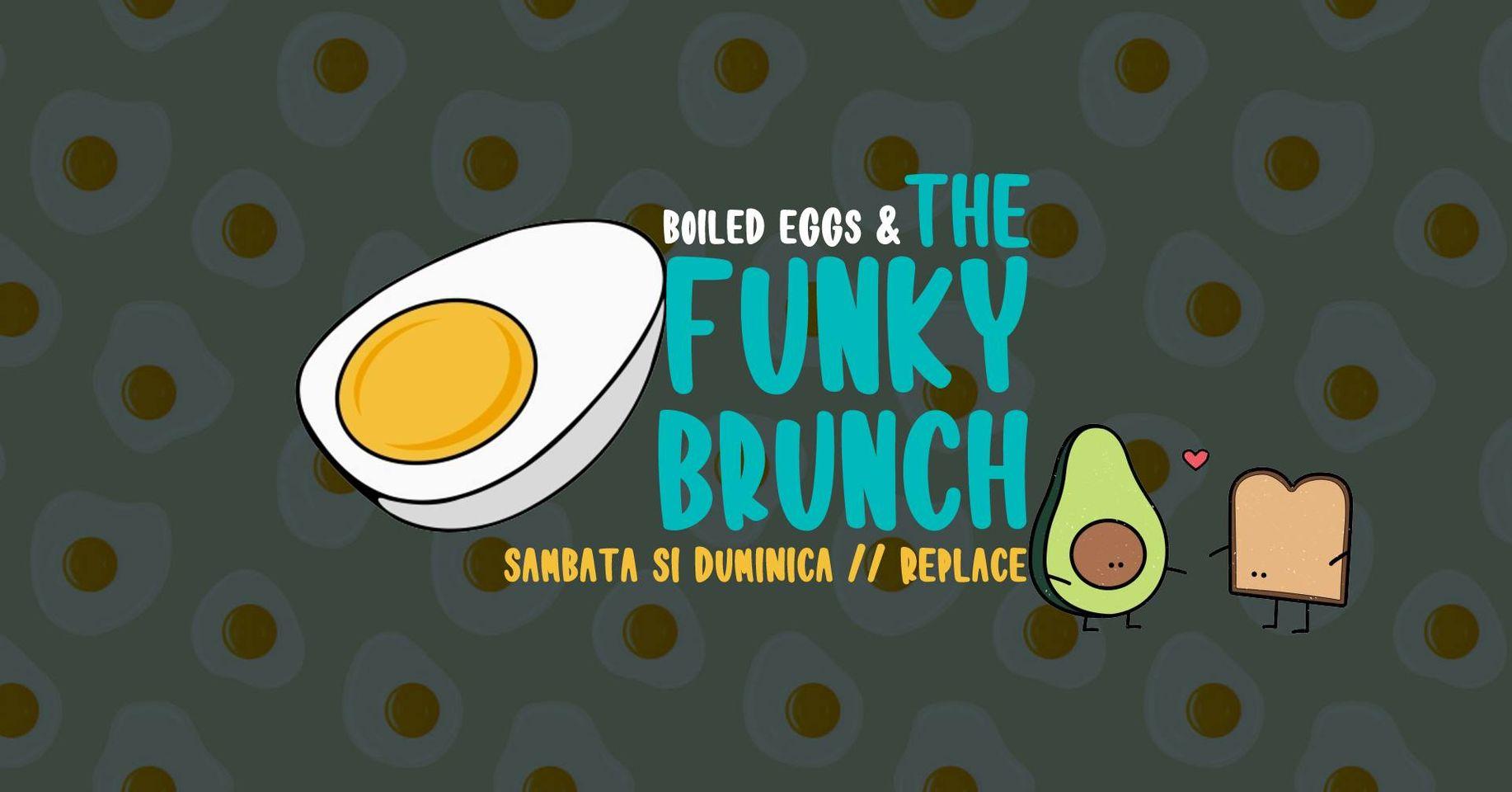 evenimente weekend 16-18 oct Funky brunch la RePlace
