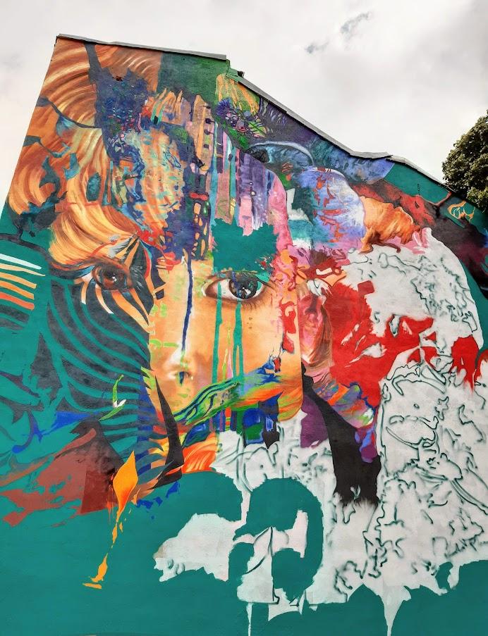 evenimente weekend 16-18 oct bucharest street art tour