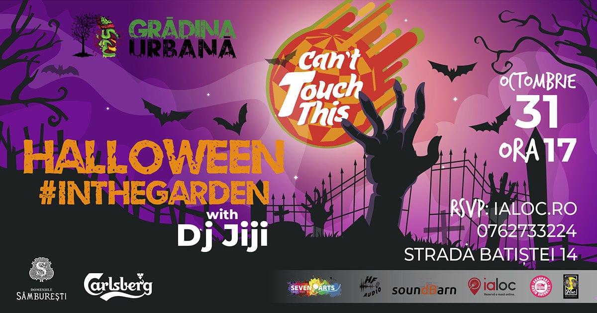 evenimente weekend 30 oct- 1 nov halloween in the garden