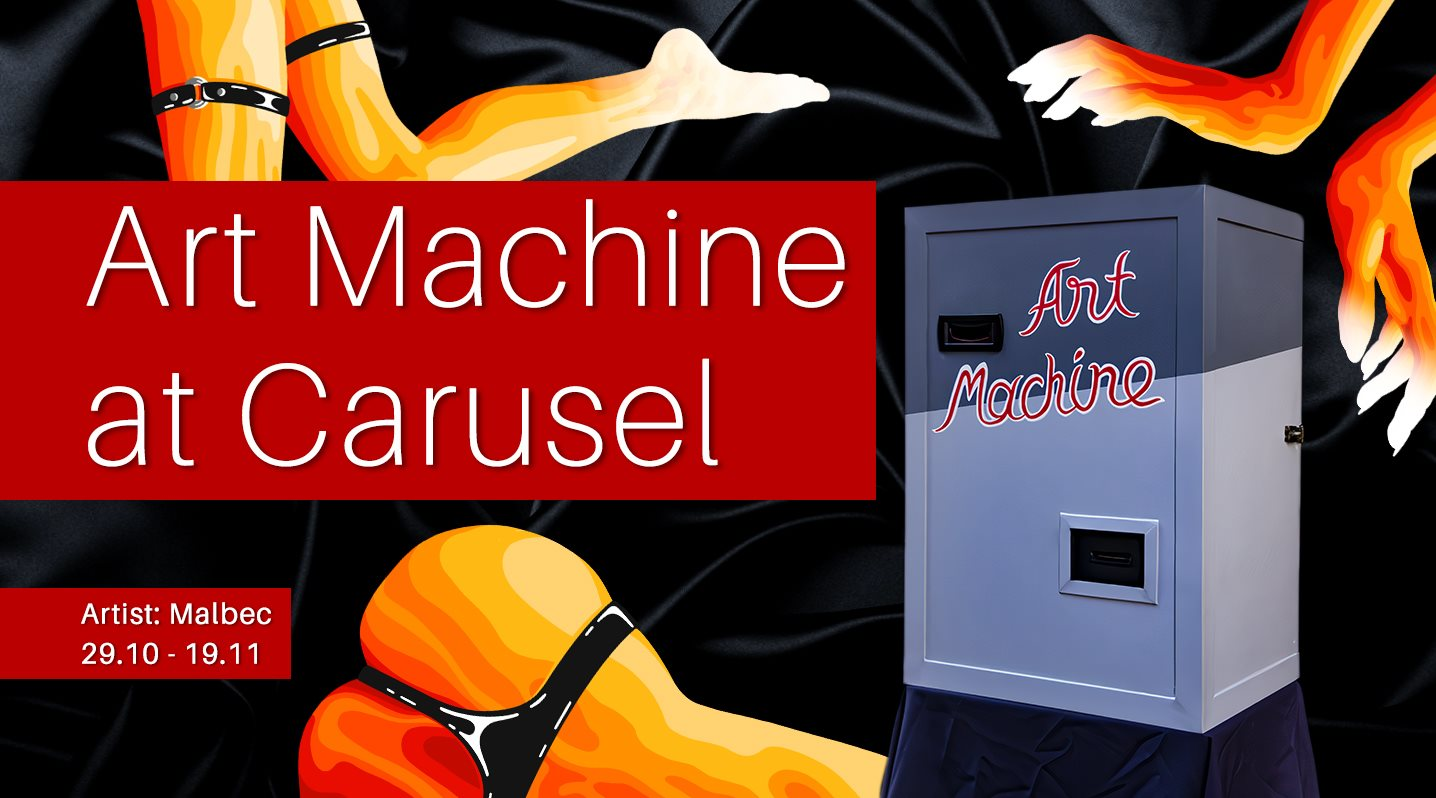 evenimente weekend 6-8 nov art machine la carusel