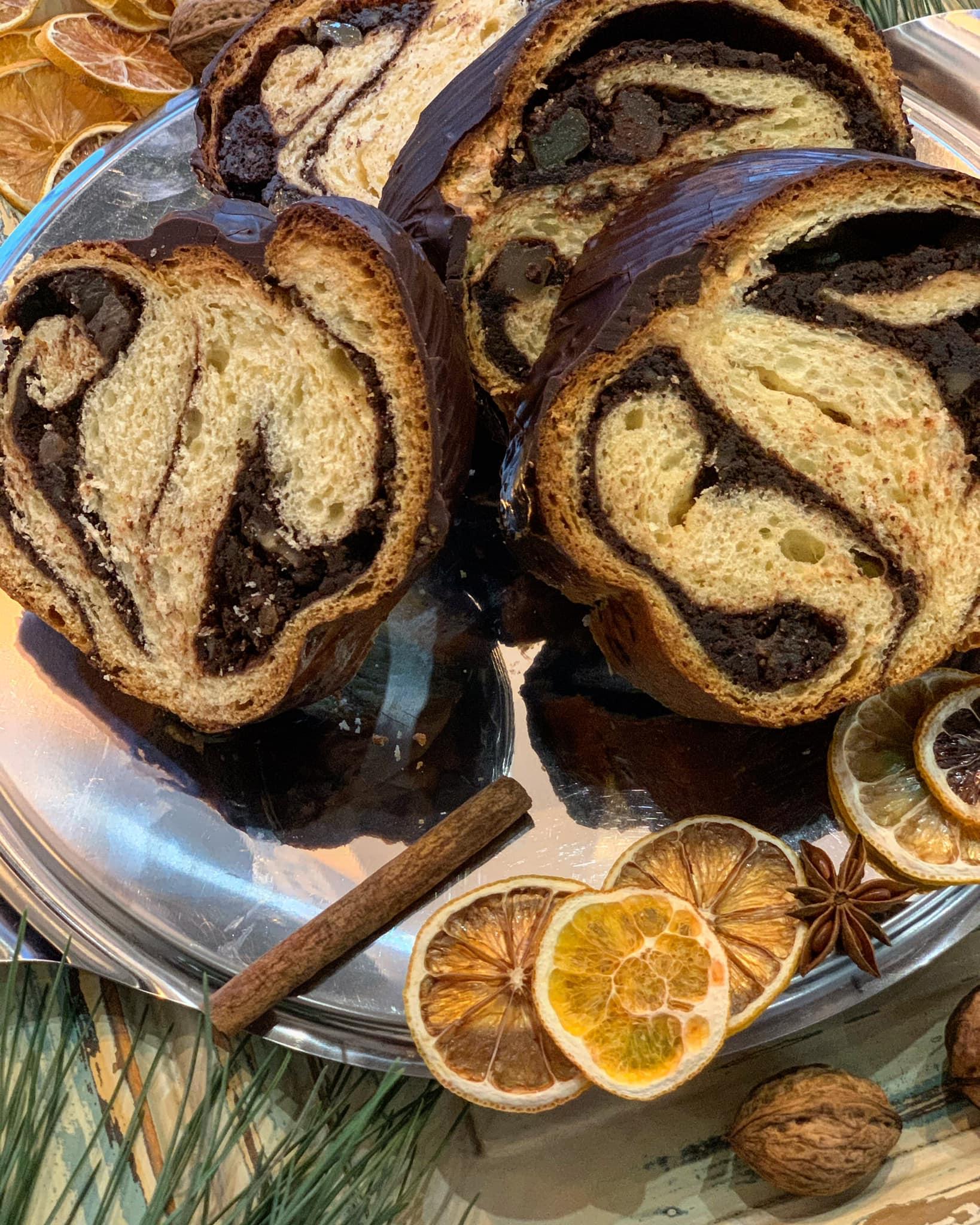 cozonaci craciun Bread and Butter