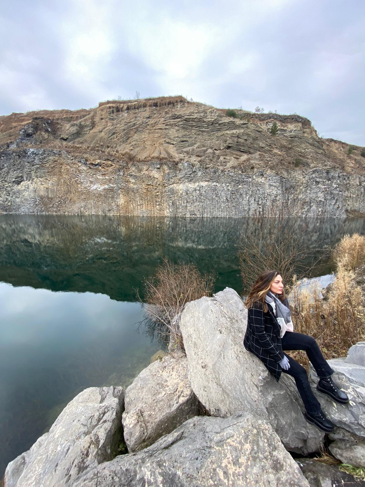 lacul de smarals Racoș