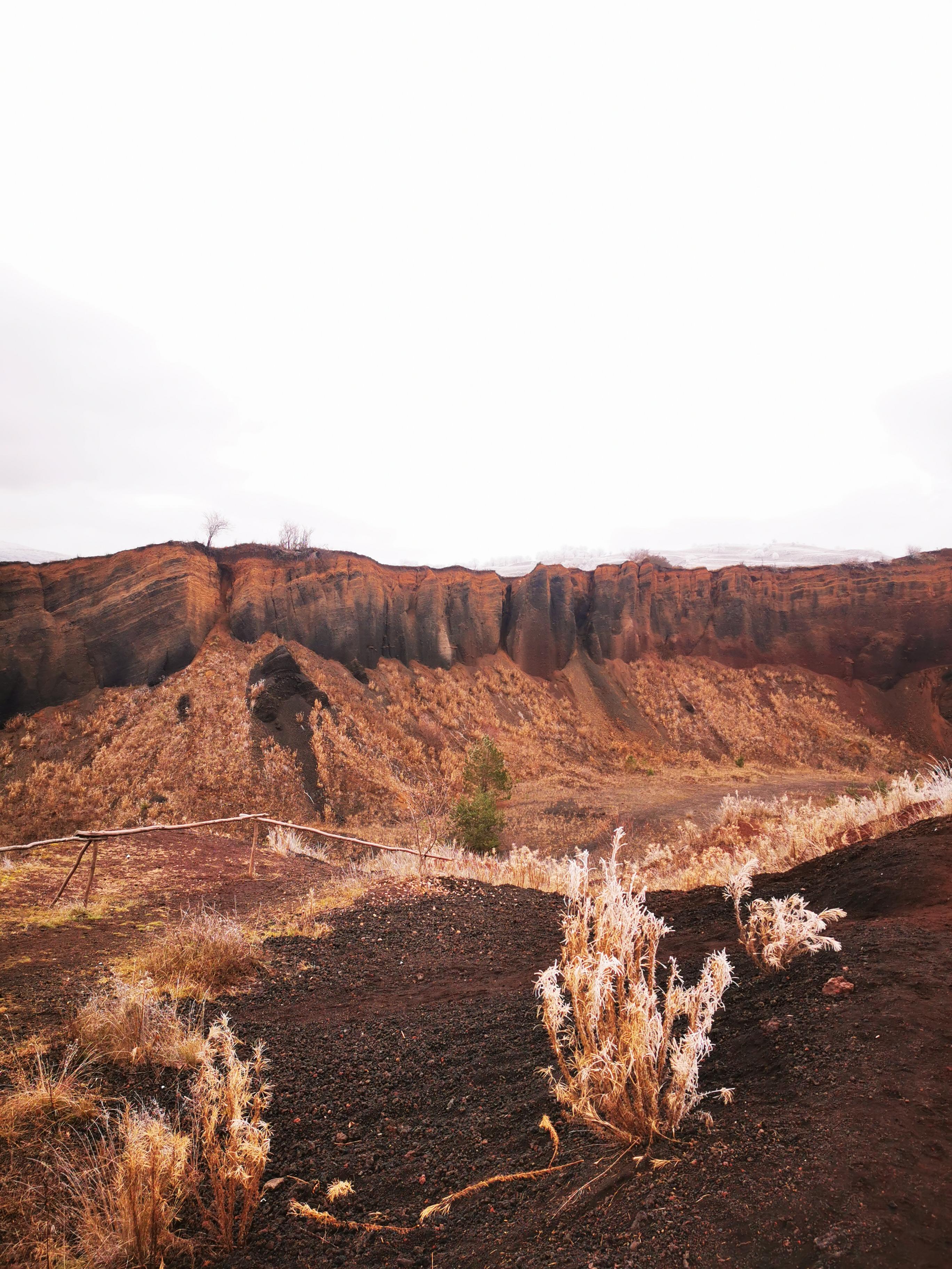 vulcanul stins racoș