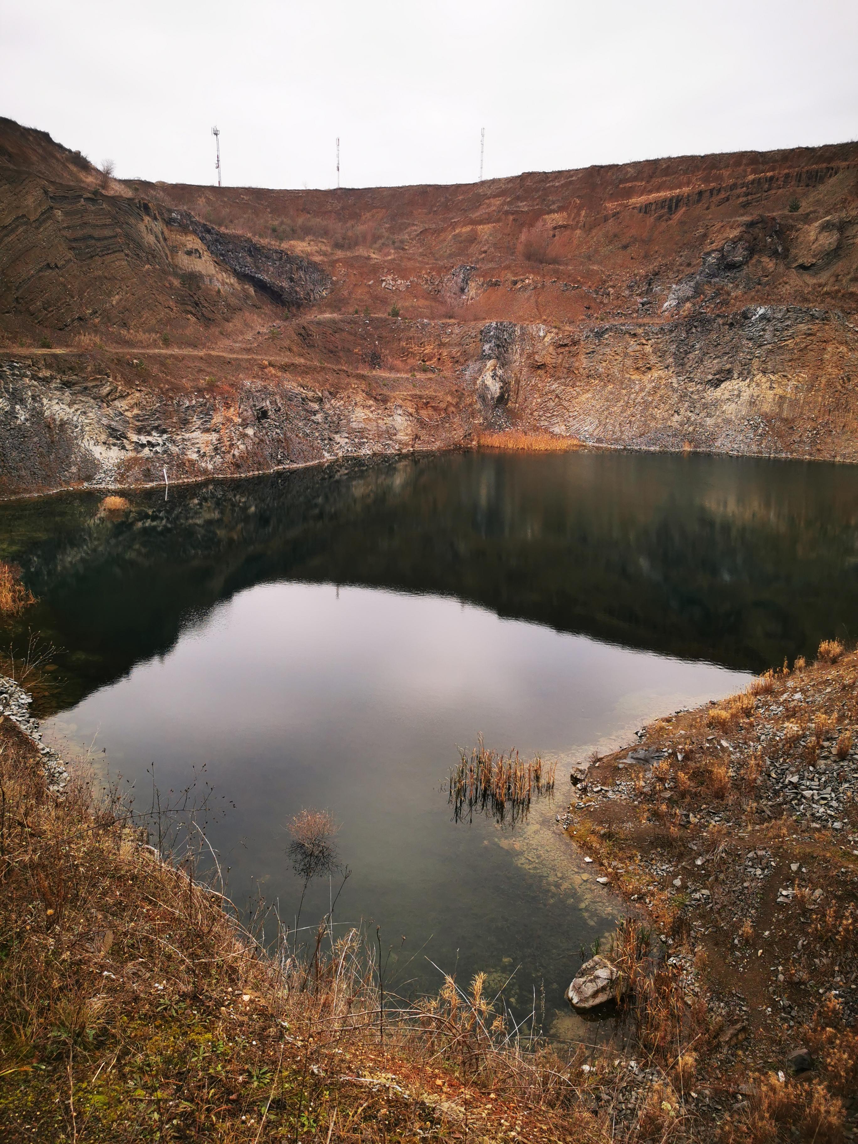 lacul de smarald racoș