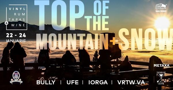 evenimente weekend 22-24 ian top of the mountain la skv postavaru