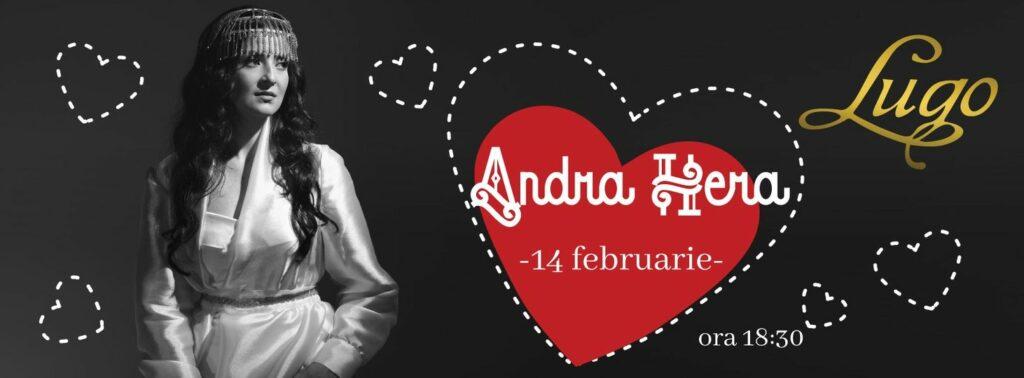 Valentine's Day la Lugo cu muzica live