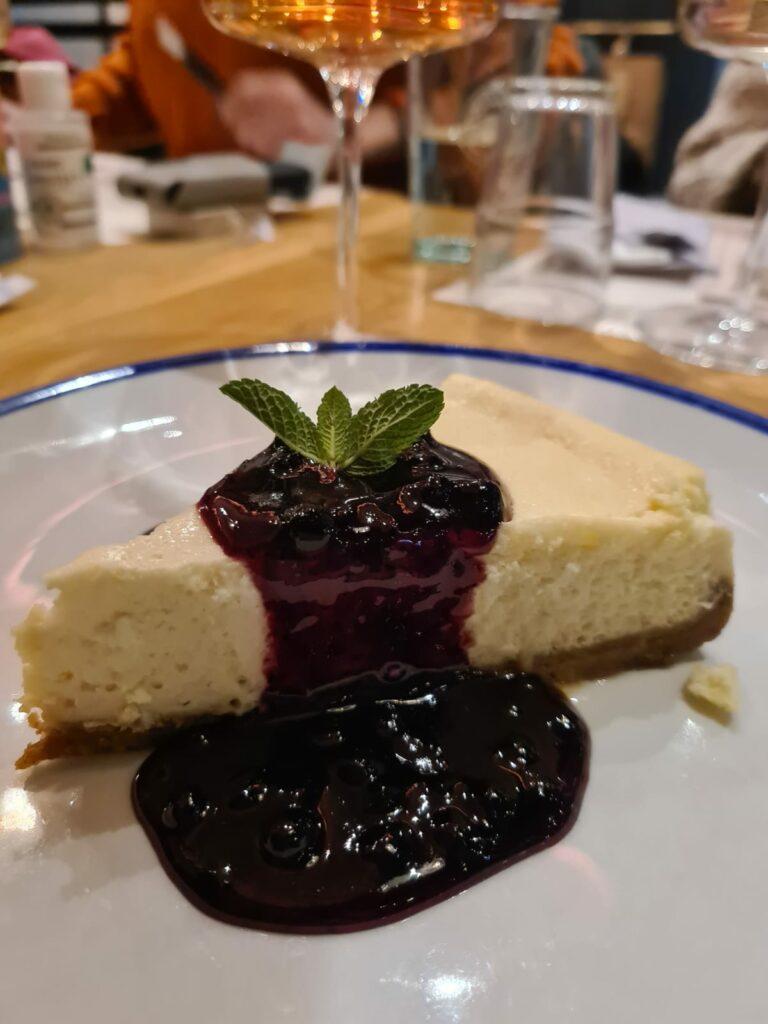stadio unirii cheesecake